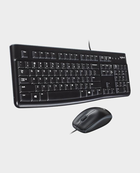 Logitech Keyboard & Mouse in Qatar