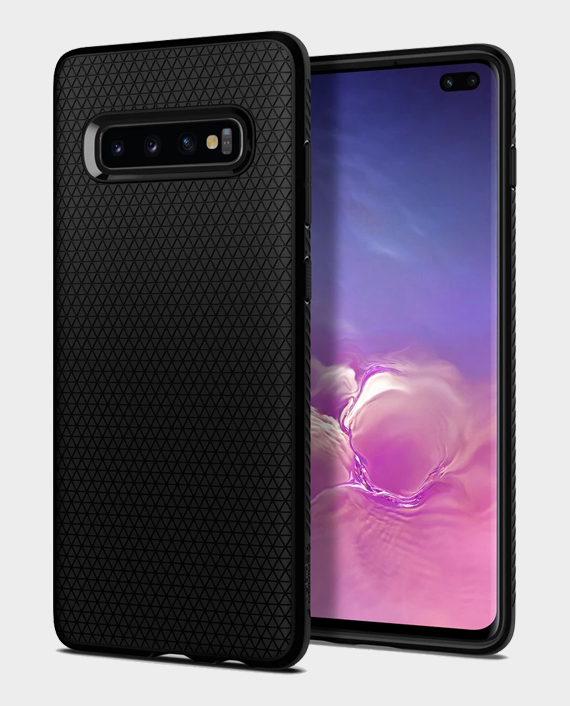 Spigen Galaxy S10 Plus Case Liquid Air in Qatar
