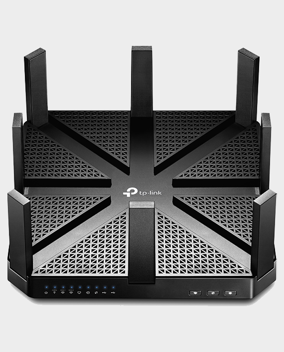 TP-Link Archer C5400 AC5400 Wireless Tri-Band MU-MIMO Gigabit Router in Qatar