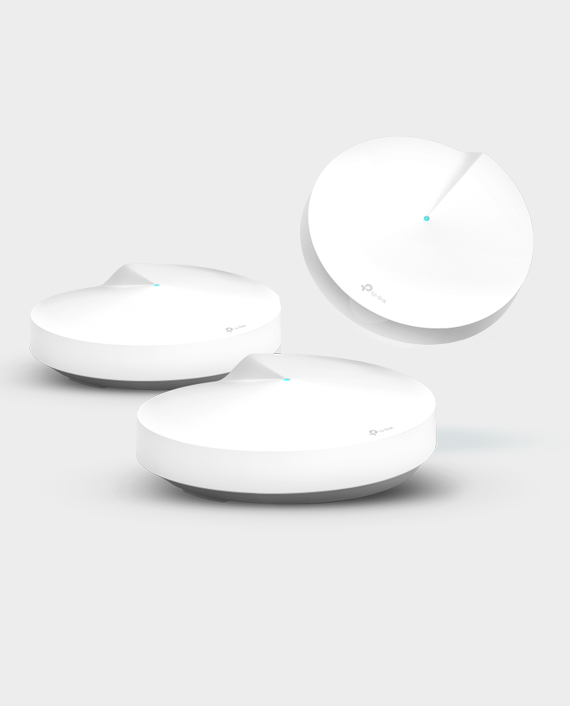 TP-Link Deco M5 3 Pack AC1300 Whole Home Mesh Wi-Fi System in Qatar