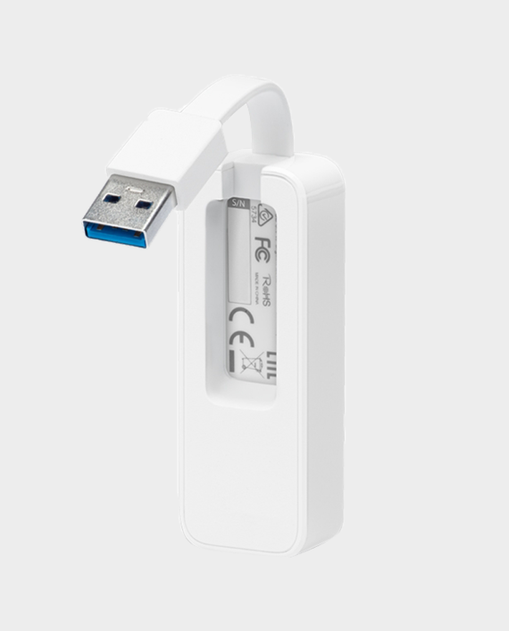 TP-Link TL-UE300 USB 3.0 to Gigabit Ethernet Network Adapter in Qatar