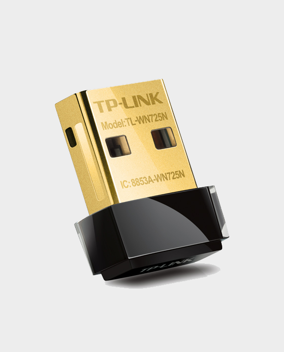 TP-Link TL-WN725N 150Mbps Wireless N Nano USB Adapter in Qatar