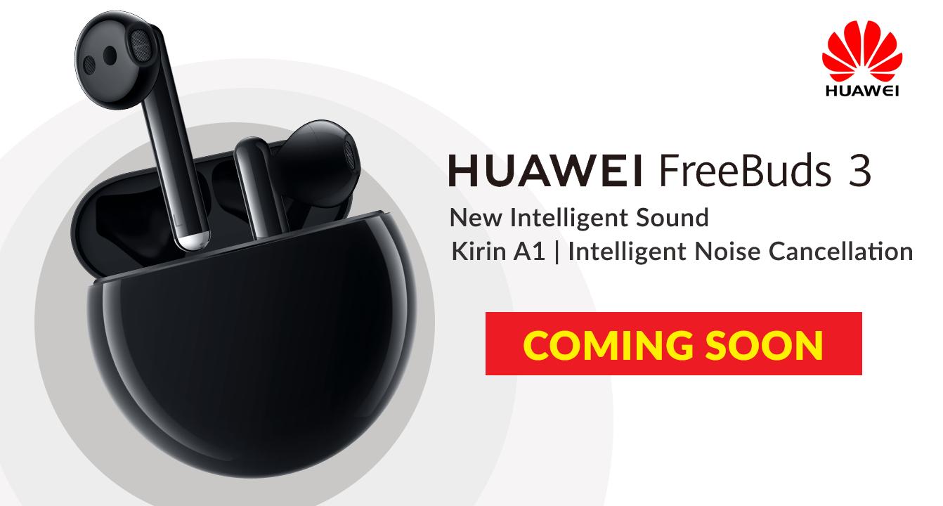 Huawei Freebuds 3 in qatar