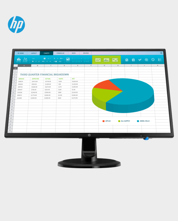 HP N246v 23.8-inch Monitor in Qatar