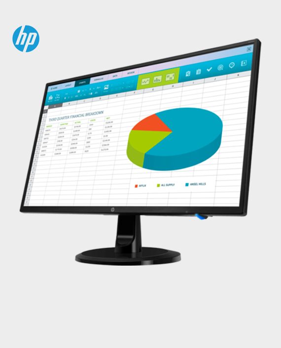 HP N246v 23.8-inch Monitor in Qatar Doha