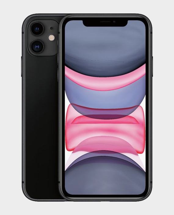Apple iPhone 11 64GB Black Price in Qatar