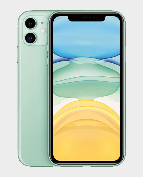Apple iPhone 11 256GB Green Price in Qatar Doha