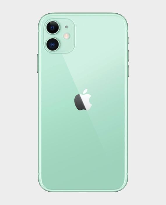 Apple iPhone 11 64GB Green Price in Qatar Doha