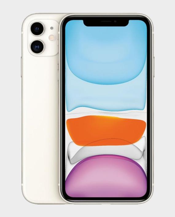 Apple iPhone 11 128GB White in Qatar