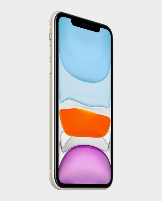 Apple iPhone 11 128GB White in Qatar Doha