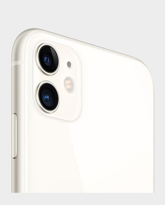 Apple iPhone 11 128GB White Price in Qatar