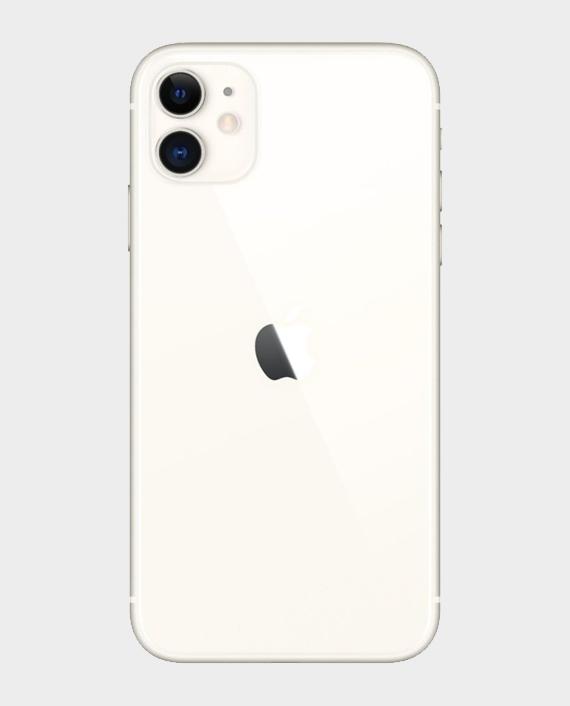 Apple iPhone 11 128GB White Price in Qatar Lulu