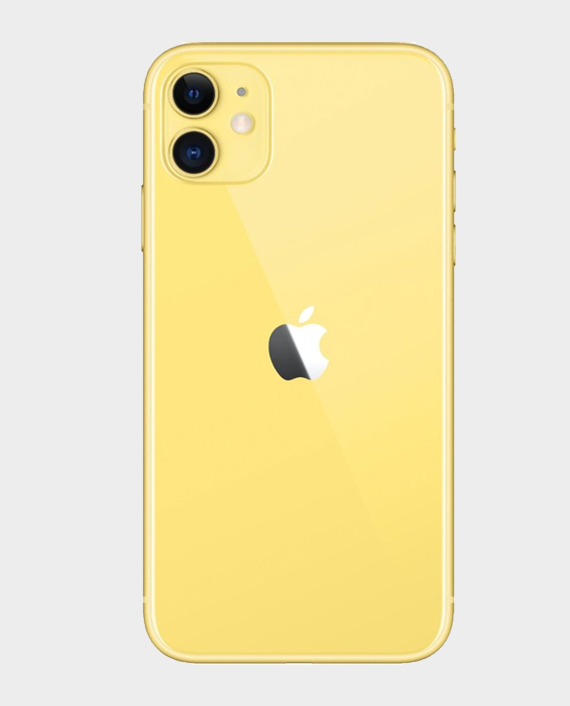 Apple iPhone 11 128GB Yellow Price in Qatar lulu