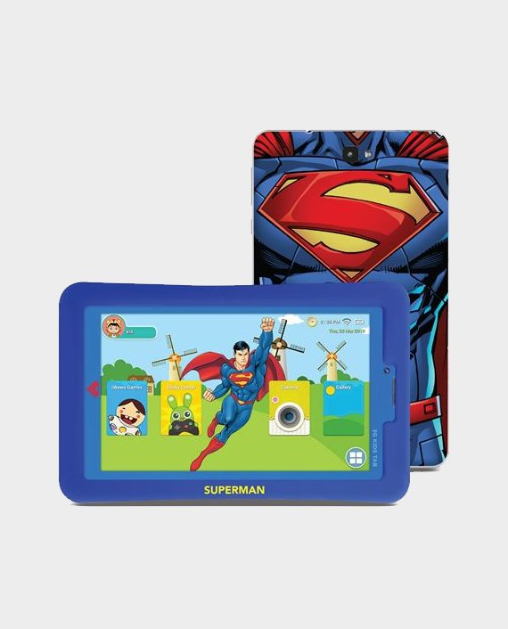 TOUCHMATE Superman 7-inch 3G Kids Tablet