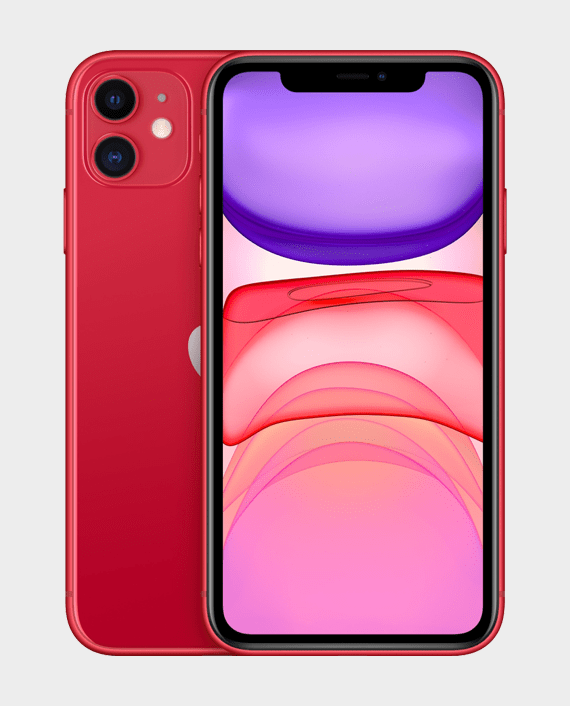 Apple iPhone 11 64GB Red Price in Qatar