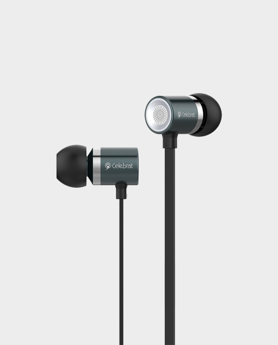 Celebrat 6s High Fidelity Metal Bass Earphone in Qatar