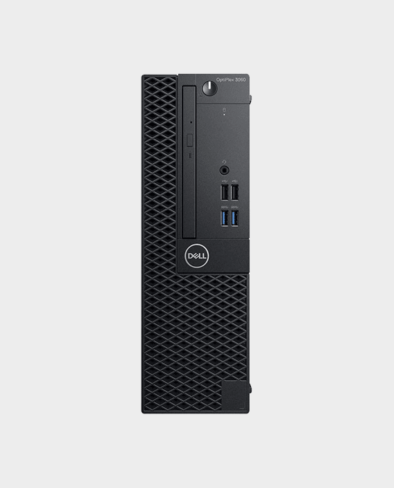 DELL 3060 Microtower - 8th Gen Intel Core i5 processor 8500 - 4 GB DDR4 - UHD Graphics 630 - 1 TB HDD - WINDOWS 10 Pro 64 bit in Qatar