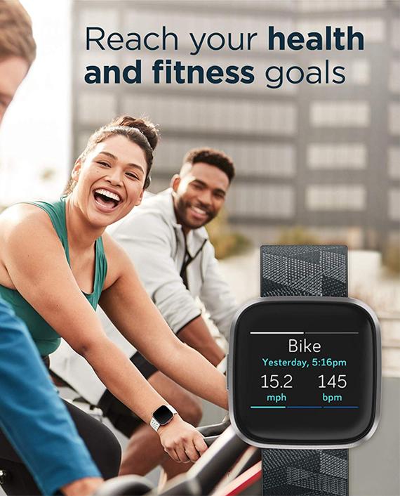 Fitbit Versa 2 Special Edition Qatar Price