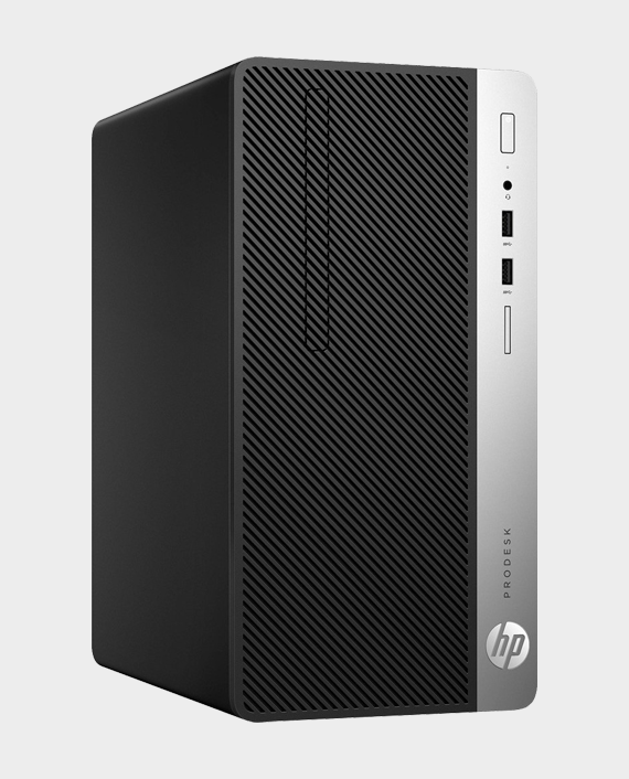 HP ProDesk 400 G5 Microtower 8th Gen Intel Core i5 processor 8500 - 4 GB DDR4 - UHD Graphics 630 - 1 TB HDD WINDOWS 10 Pro 64 bit in Qatar