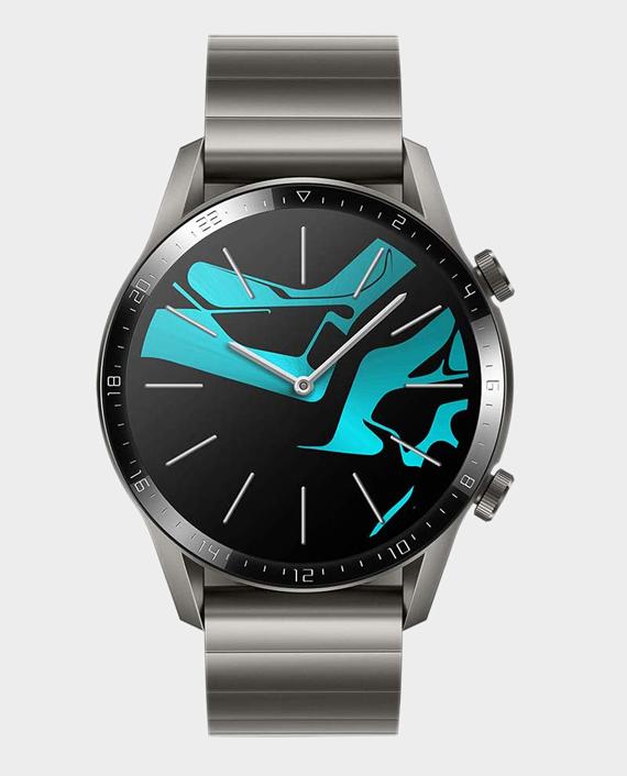 Huawei Watch GT 2 46mm Titanium Grey in Qatar