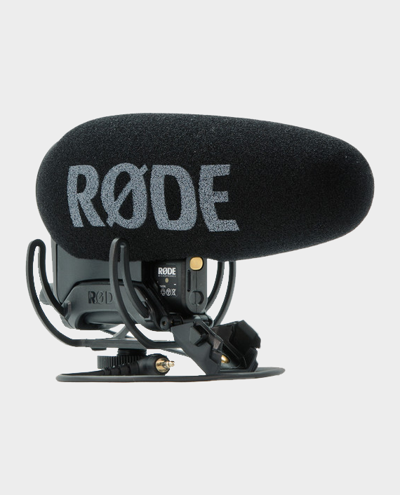 Rode VideoMic Pro+ Camera-Mount Shotgun Microphone in Qatar