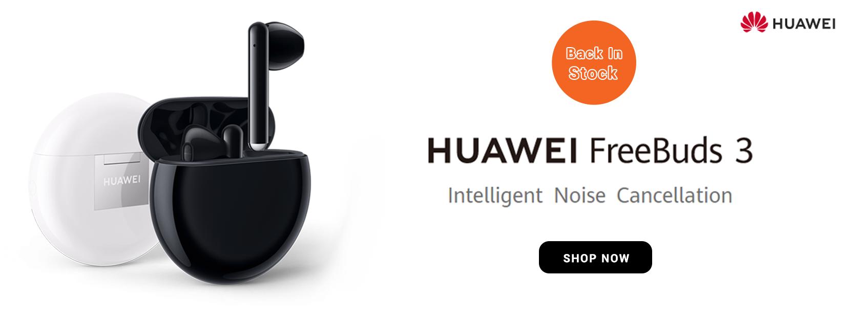 Huawei Freebuds Banner