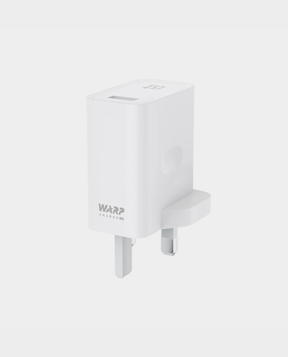OnePlus Warp Charge 30 Power Adapter in Qatar