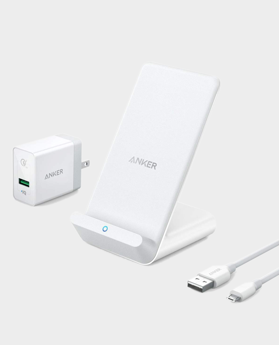 Anker PowerWave 7.5W Stand Wireless Charger in Qatar