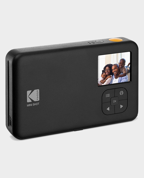 KODAK Mini Shot Instant Camera - Black
