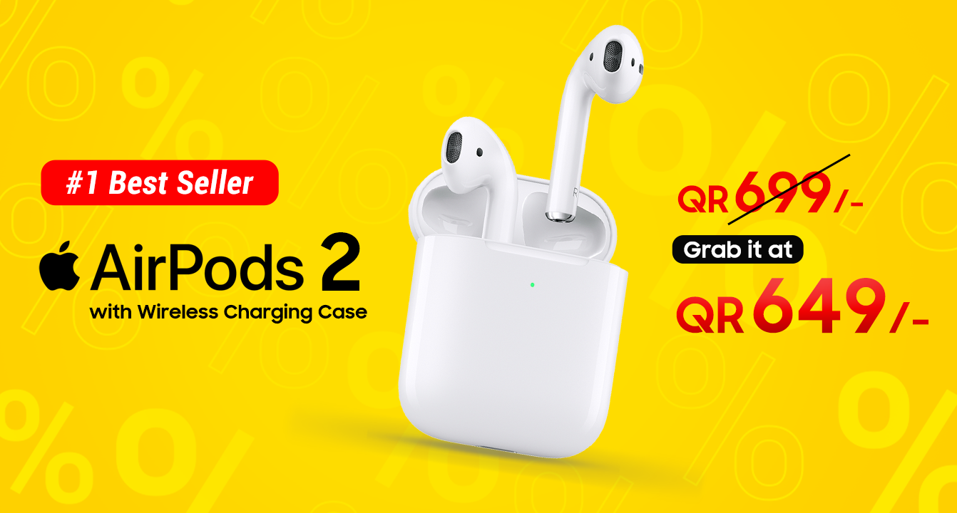 Buy Apple Airpods in Qatar