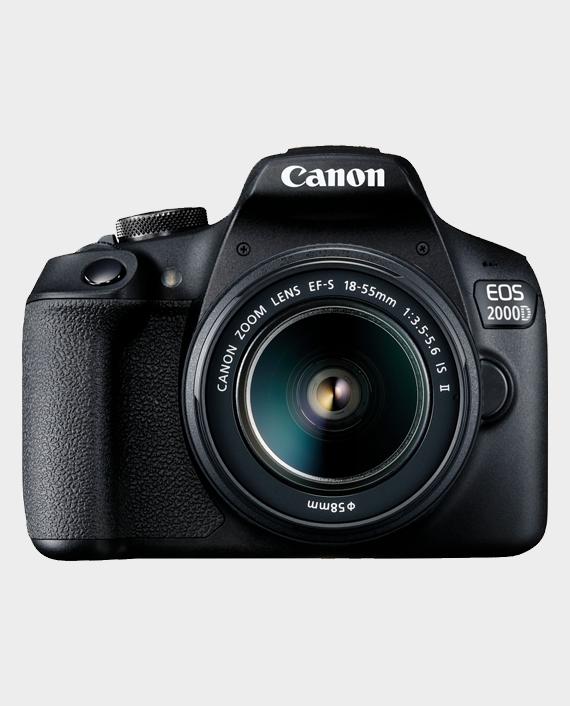 Canon EOS 2000D in Qatar