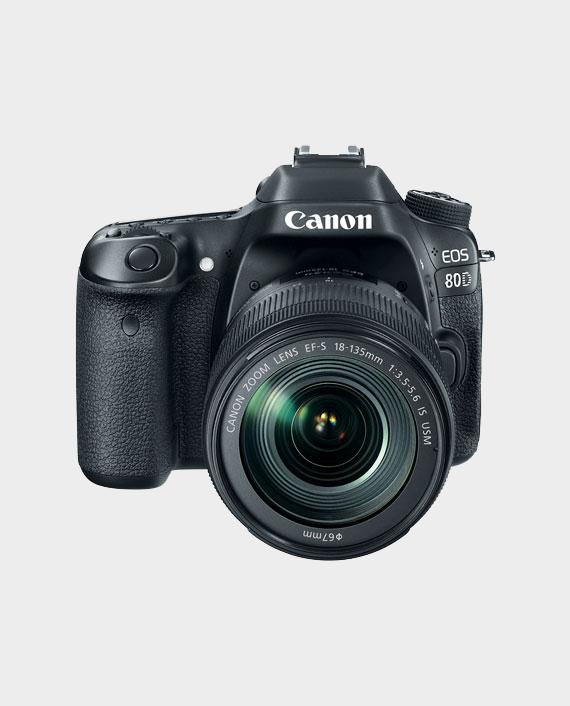 Canon EOS 80D + 18-135 Lens in Qatar Doha
