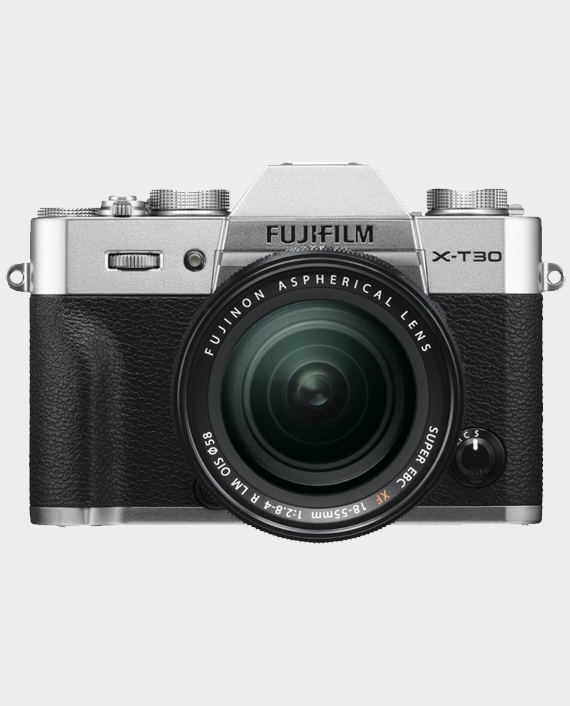 Fujifilm X-T30 Silver in Qatar and Doha