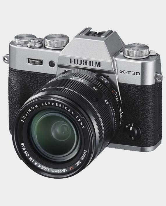 Fujifilm X-T30 Silver in Qatar