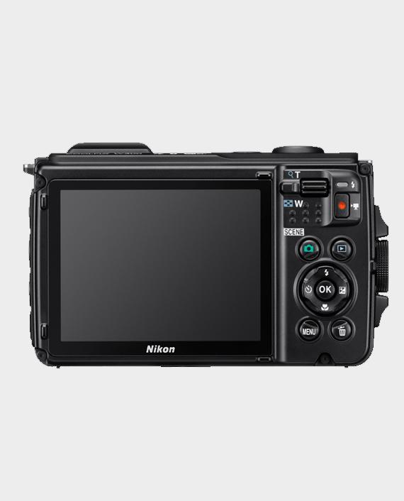 Nikon CoolPix W300 Black in Qatar
