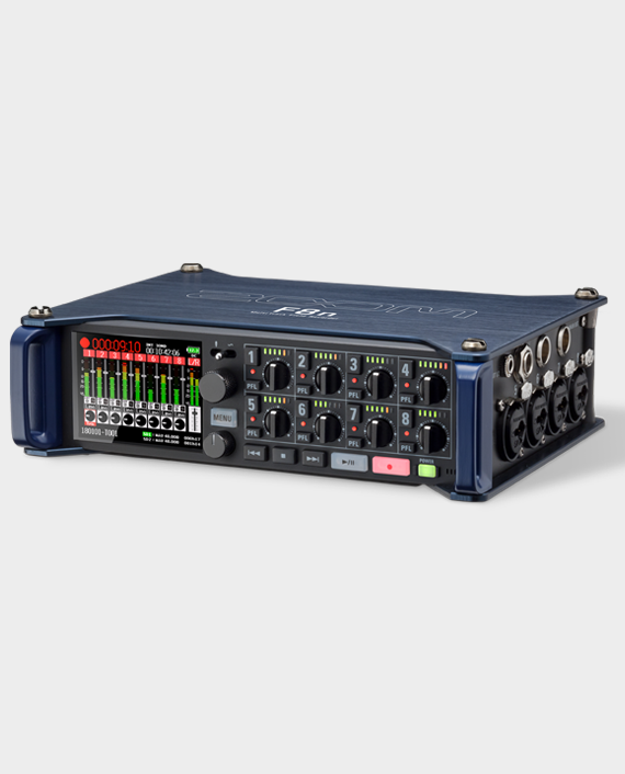 Zoom F8n Multi-Track Field Recorder in Qatar