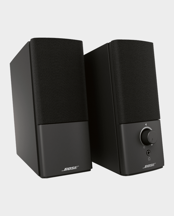 Bose Companion 2 Series III Multimedia Speaker System in Qatar