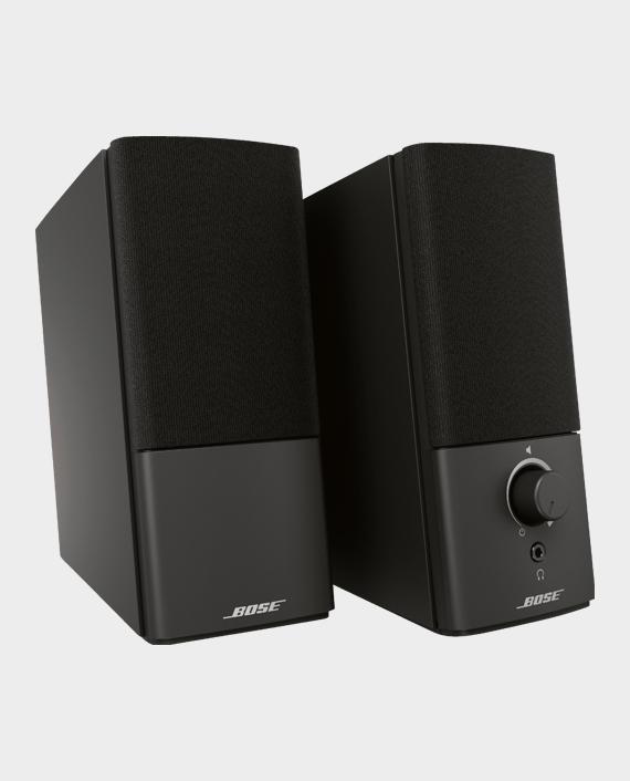Bose Companion 2 Series III Multimedia Speaker System in Qatar