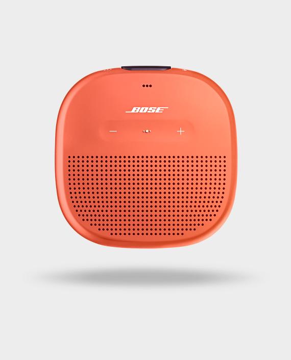 Bose SoundLink Micro Bluetooth Speaker - Bright Orange in Qatar