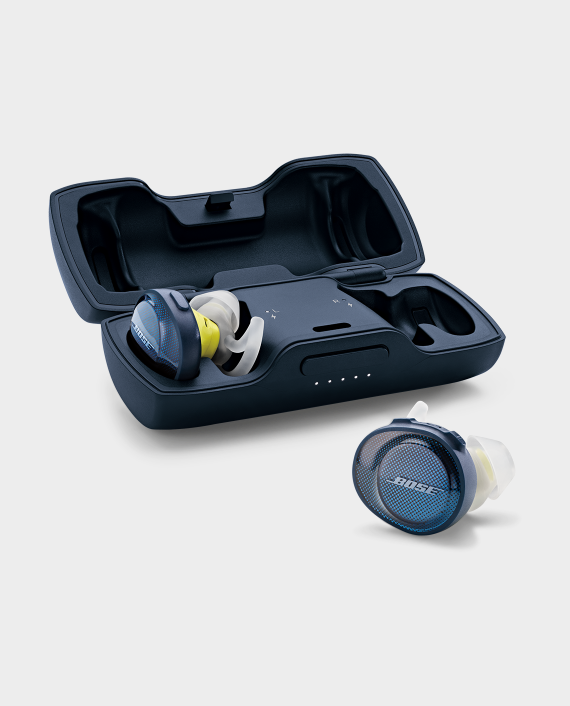 Bose SoundSport Free Wireless Headphones - Midnight Blue in Qatar
