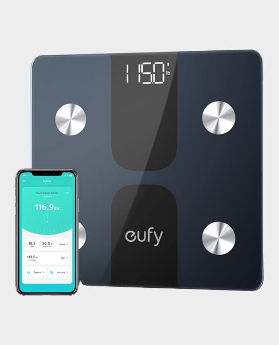 Eufy By Anker Smart Scale Black in Qatar