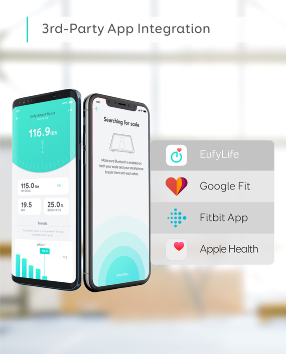 Eufy By Anker Smart Scale White