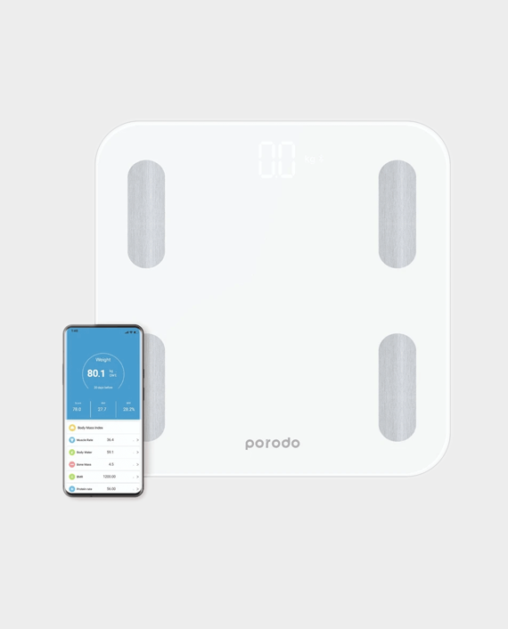 Porodo Lifestyle Full-Body Smart Scale in Qatar