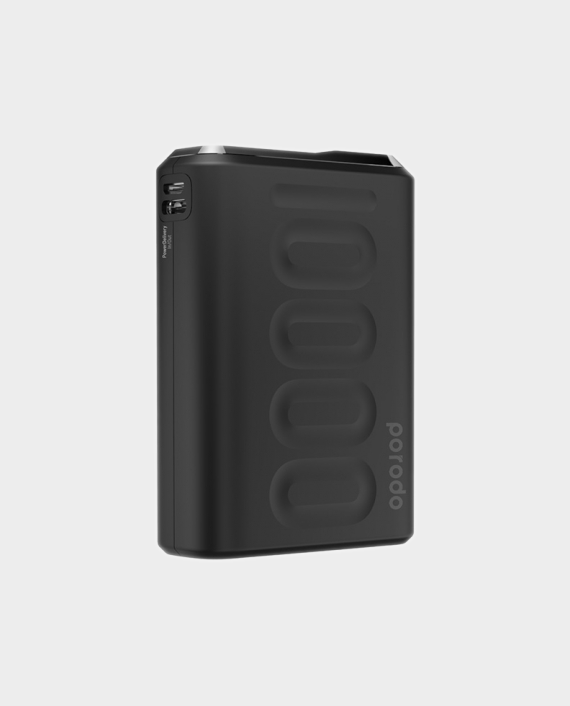 Porodo PD Power Bank 10000mAh 18W QC3.0 in Qatar