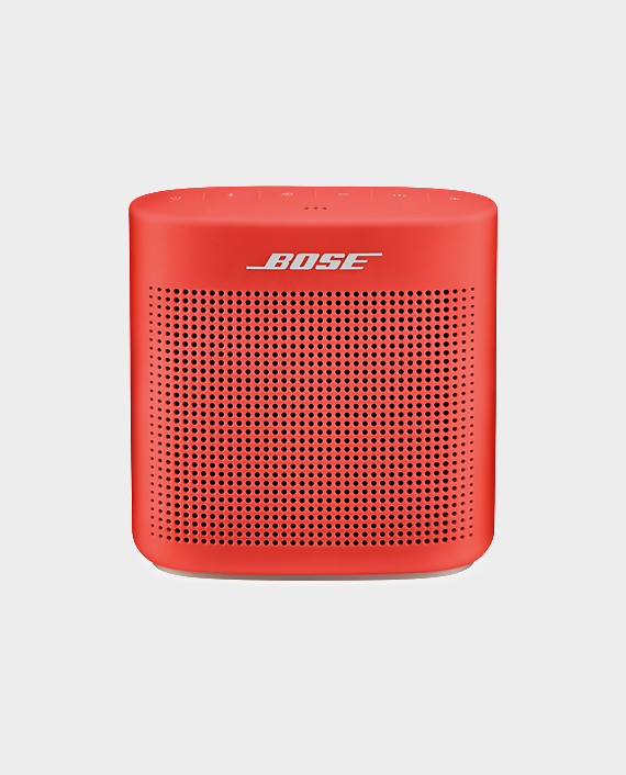 SoundLink Color Bluetooth Speaker II - Red in Qatar