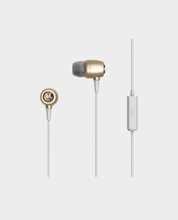 Motorola Metal Earbuds In-Ear Headphones in Qatar Doha