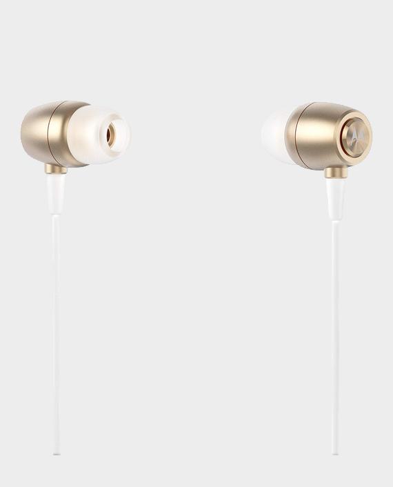 Motorola Metal Earbuds In-Ear Headphones in Qatar