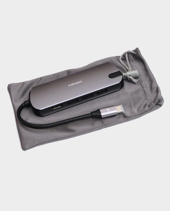 Energea Aluhub HD Pro 8 IN 1 Super Speed Aluminium 3.1 USB C Hub