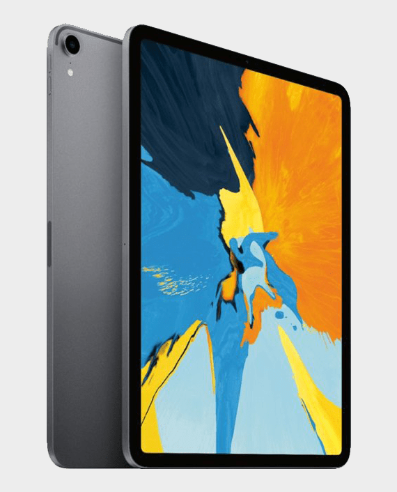 Apple iPad Pro 11 Wi-Fi 256GB Space Grey in Qatar and