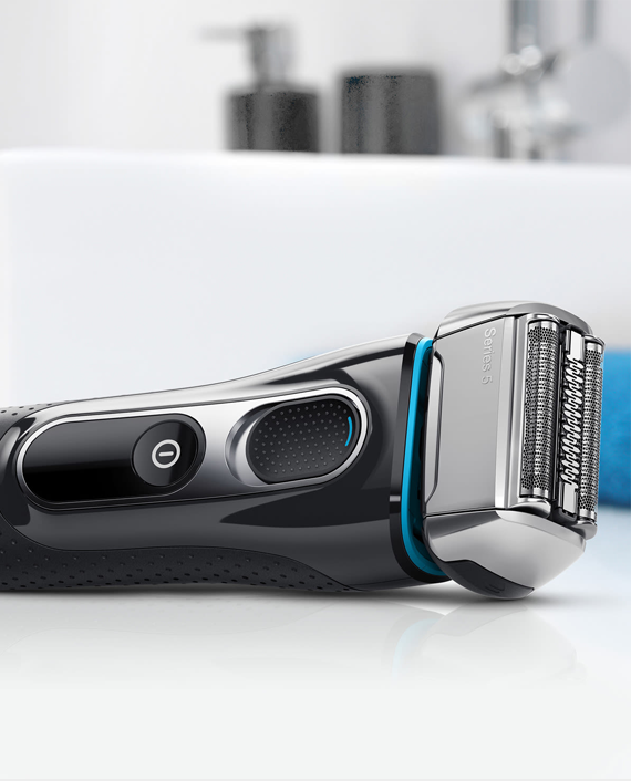 Braun Series 5 5140s Men's Electric Foil Shaver in Qatar